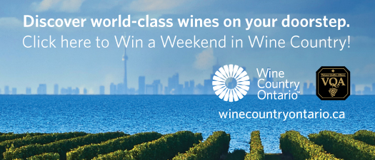 Win a Weekend in Wine Country