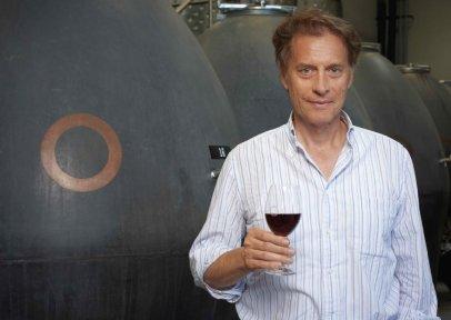 Winemaker/consultant Alberto Antonini