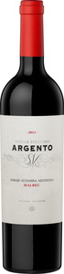 Argento Single Vineyard Paraje Altamira Malbec 2014