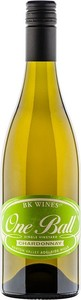 BK Wines One Ball Chardonnay 2013