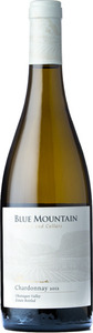Blue Mountain Reserve Chardonnay 2013
