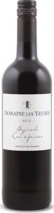 Domaine Les Yeuses Les Épices Syrah 2013