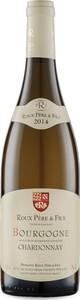 Domaine Roux Père & Fils Bourgogne Chardonnay 2014