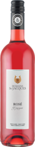 Domaine St Jacques Rosé 2015