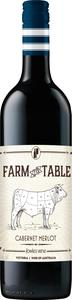 Farm To Table Cabernet Merlot 2012