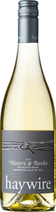 Haywire Sauvignon Blanc Waters & Banks 2014