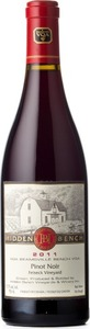 Hidden Bench Felseck Vineyard Pinot Noir 2013