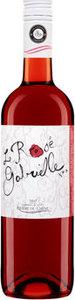 Le Rosé Gabrielle Vignoble Rivière Du Chêne Vin Rosé 2015