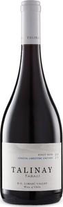 Tabalí Talinay Pinot Noir 2013