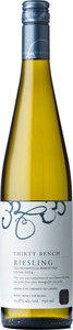 Thirty Bench Riesling 2014