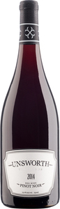 Unsworth Vineyards Pinot Noir 2014