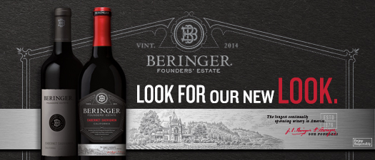 Beringer Founders' Estate Cabernet Sauvignon 2014