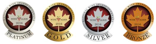 Les résultats du Concours des meilleurs vins canadiens