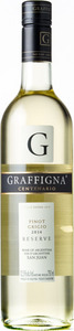 Graffigna Centenario Reserve Pinot Grigio 2015