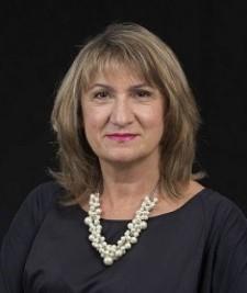 Rita Notarandrea, CEO of the Canadian Centre on Substance Abuse (CCSA)