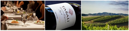 Tabali Winemakers Dinner - Purchase Tickets