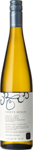 Thirty Bench Small Lot Riesling Wood Post Vineyard 2014