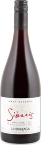 Undurraga Sibaris Gran Reserva Pinot Noir 2014