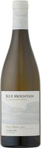 Blue Mountain Pinot Blanc 2015
