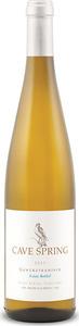 Cave Spring Estate Bottled Gewürztraminer 2013