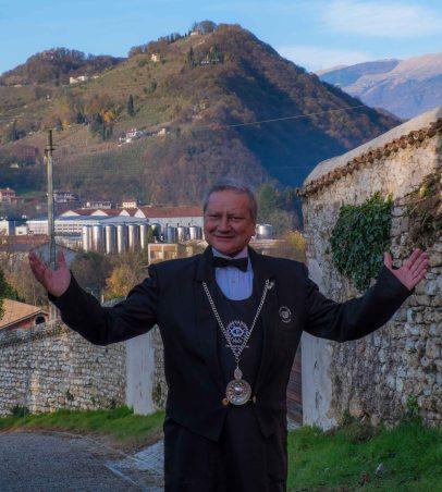 Giuseppe - Welcome to Prosecco