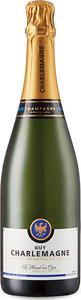 Guy Charlemagne Blanc De Blancs Grand Cru Réserve Brut Champagne