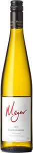 Meyer Gewurztraminer Mclean Creek Road Vineyard 2014