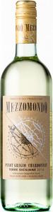 Mezzomondo Pinot Grigio Chardonnay 2014