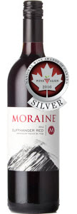Moraine Estate Winery Cliffhanger Red 2014
