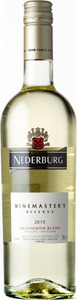 Nederburg Sauvignon Blanc The Winemaster's Reserve 2015