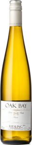 Oak Bay Gebert Family Reserve Riesling 2013
