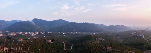 Panaroma from Cartizze Hill-3789