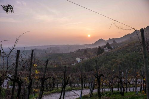 Sunset over Cartizze Hill-3783