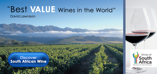 Discover South African Wine