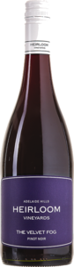 Heirloom 2015 The Velvet Fog Pinot Noir