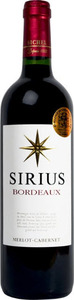 Sirius Merlot Cabernet 2012