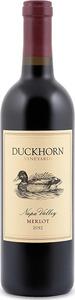 Duckhorn Merlot 2013