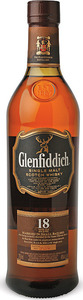 Glenfiddich Single Malt 18 Years Old