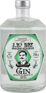 J.R.'s Dry Organic Canadian Gin
