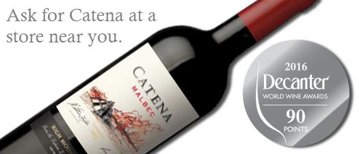Catena Malbec High Mountain Vines 2014