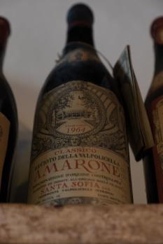 Santa Sofia's first amarone