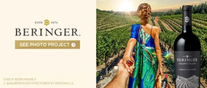 Beringer Knights Valley Cabernet - Better Beckons