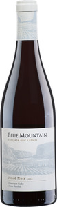 Blue Mountain Pinot Noir 2014