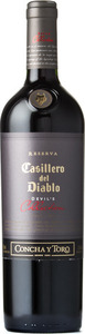 Casillero Del Diablo Devil's Collection Red 2014
