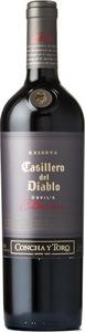 Casillero Del Diablo Devil's Collection Red 2014