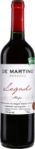 De Martino Legado Reserva Cabernet Sauvignon 2013