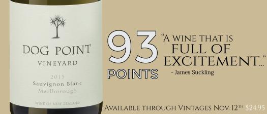 Dog Point 2015 Sauvignon Blanc