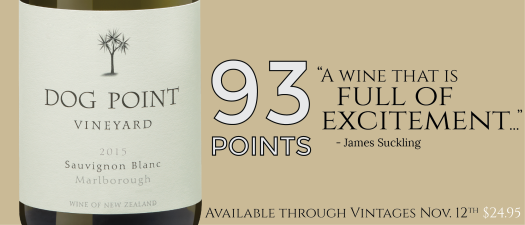 Dog Point 2015 Sauvignon Blanc