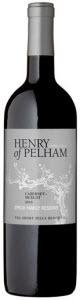 Henry Of Pelham Speck Family Reserve Cabernet Merlot 2010