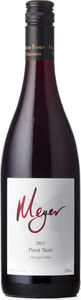 Meyer Family Vineyards Okanagan Valley Pinot Noir 2012